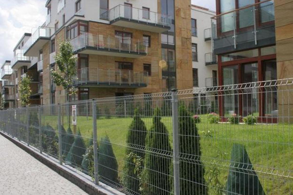 Aura Park - Warszawa, Błonia Wilanowskie, ul. Klimczaka 13, Mill-Yon Development - zdjęcie 1