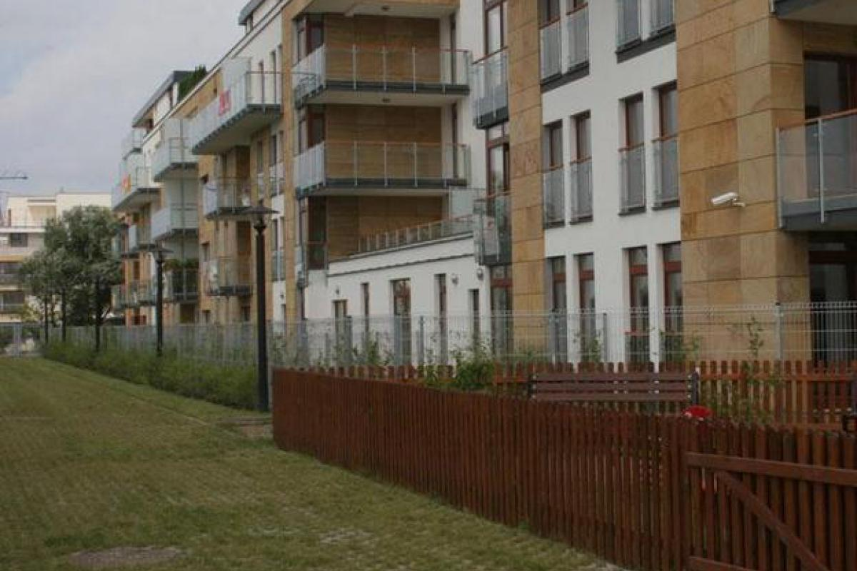Aura Park - Warszawa, Błonia Wilanowskie, ul. Klimczaka 13, Mill-Yon Development - zdjęcie 5