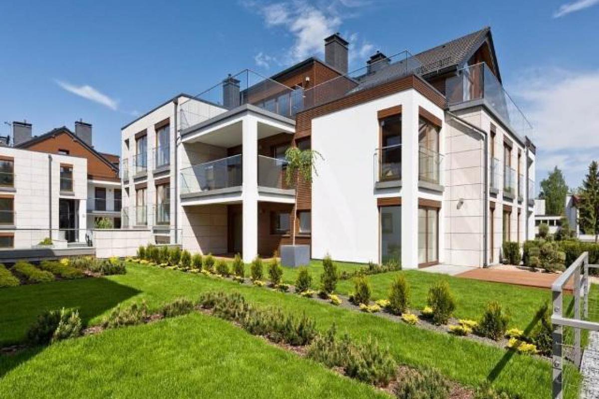 Hortus Apartments - ostatni apartament gotowy do zamieszkania - Kraków, Półwsie Zwierzynieckie, ul. Piotra Borowego, Echo Investment S.A. - zdjęcie 2