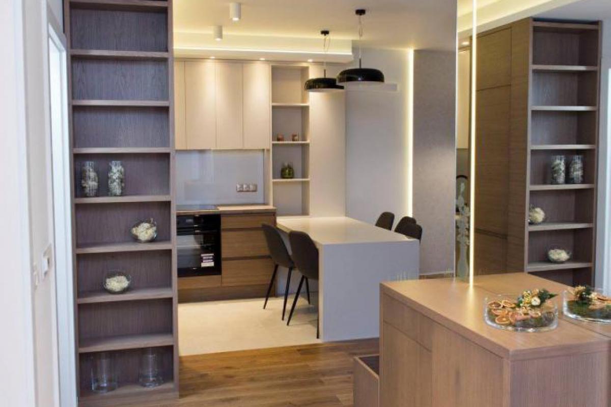 Hortus Apartments - ostatni apartament gotowy do zamieszkania - Kraków, Półwsie Zwierzynieckie, ul. Piotra Borowego, Echo Investment S.A. - zdjęcie 8