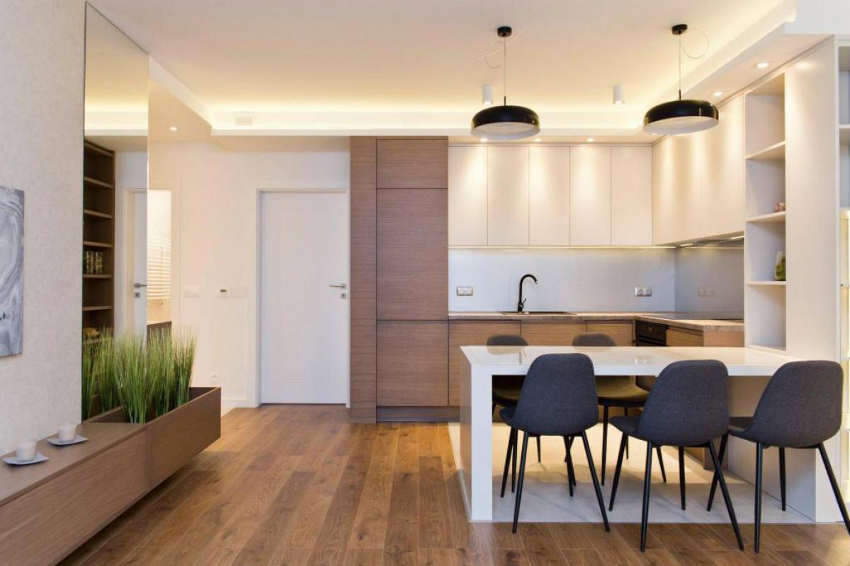 Hortus Apartments - ostatni apartament gotowy do zamieszkania - Kraków, Półwsie Zwierzynieckie, ul. Piotra Borowego, Echo Investment S.A. - zdjęcie 9