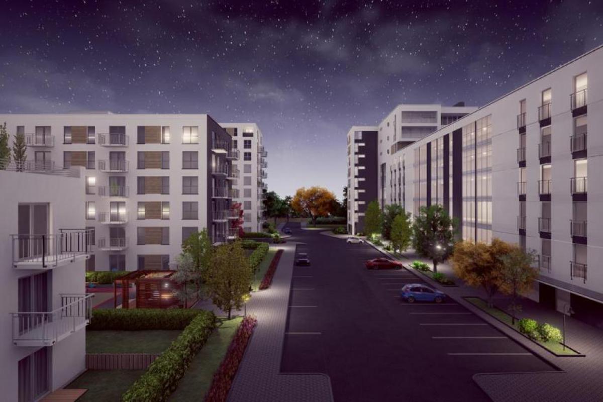 Murapol - Osiedle Nowe Winogrady - nowe mieszkanie już od 540 zł/miesięcznie - Poznań, Winogrady, ul. Hawelańska 6, Murapol S.A. - zdjęcie 3