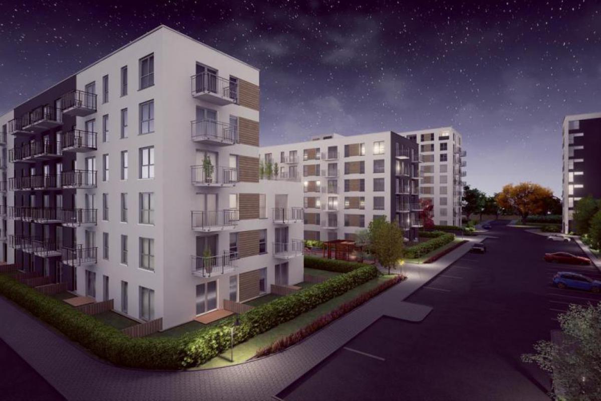 Murapol - Osiedle Nowe Winogrady - nowe mieszkanie już od 540 zł/miesięcznie - Poznań, Winogrady, ul. Hawelańska 6, Murapol S.A. - zdjęcie 2
