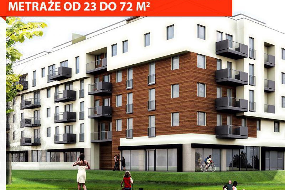 Murapol - Atrium Czerwieńskiego - ostatnie mieszkanie w centrum Krakowa - Kraków, Azory, ul. Czerwieńskiego, Murapol S.A. - zdjęcie 2