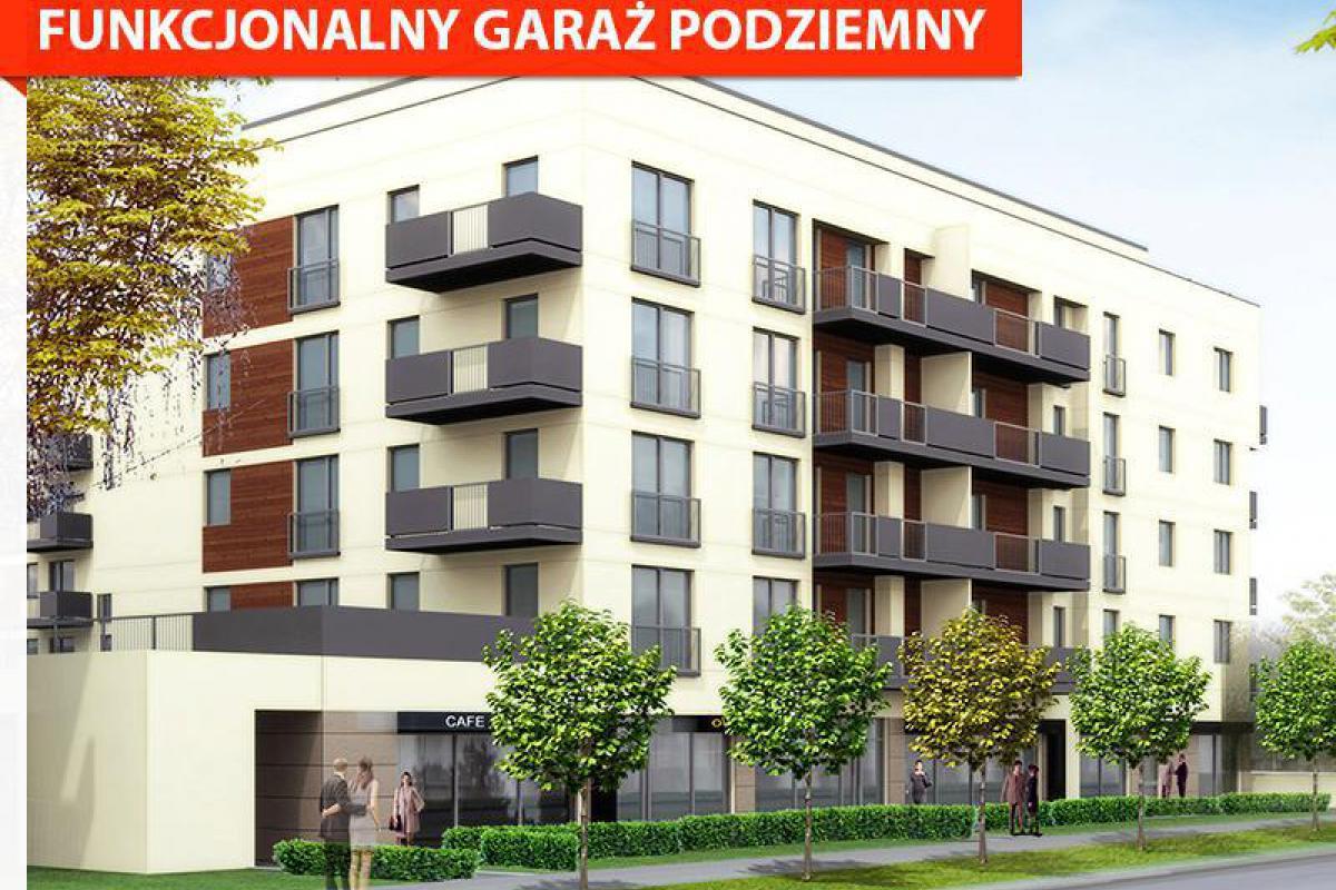 Murapol - Atrium Czerwieńskiego - ostatnie mieszkanie w centrum Krakowa - Kraków, Azory, ul. Czerwieńskiego, Murapol S.A. - zdjęcie 3