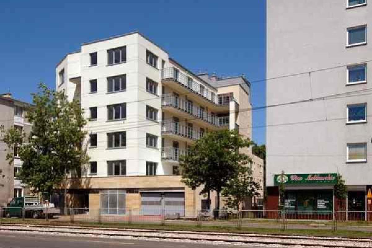 Grochowska 80/82 - Warszawa, Gocław, ul. Grochowska 80/82, SM Strop - zdjęcie 3