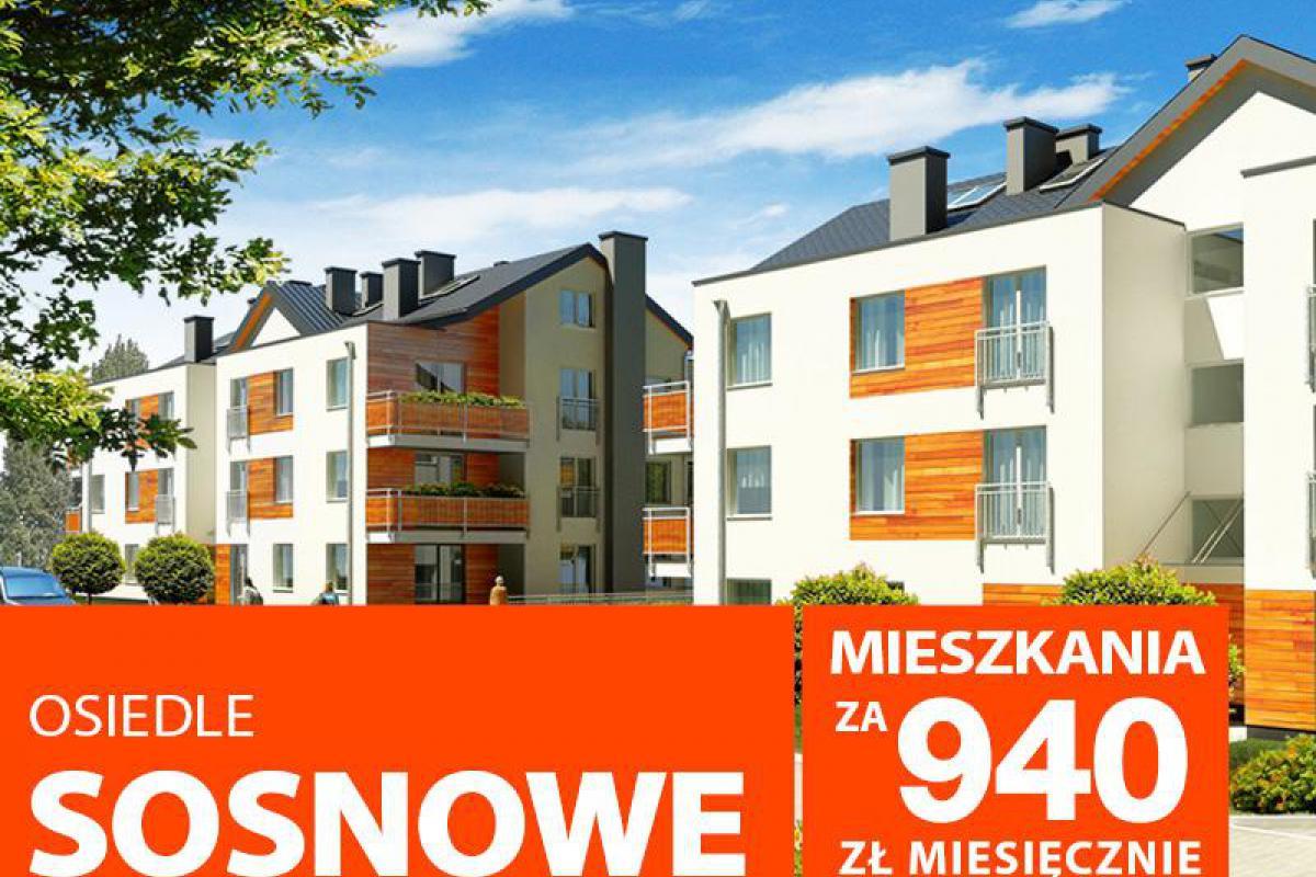 Osiedle Sosnowe - Kraków, ul. Sosnowiecka, Murapol S.A. - zdjęcie 1
