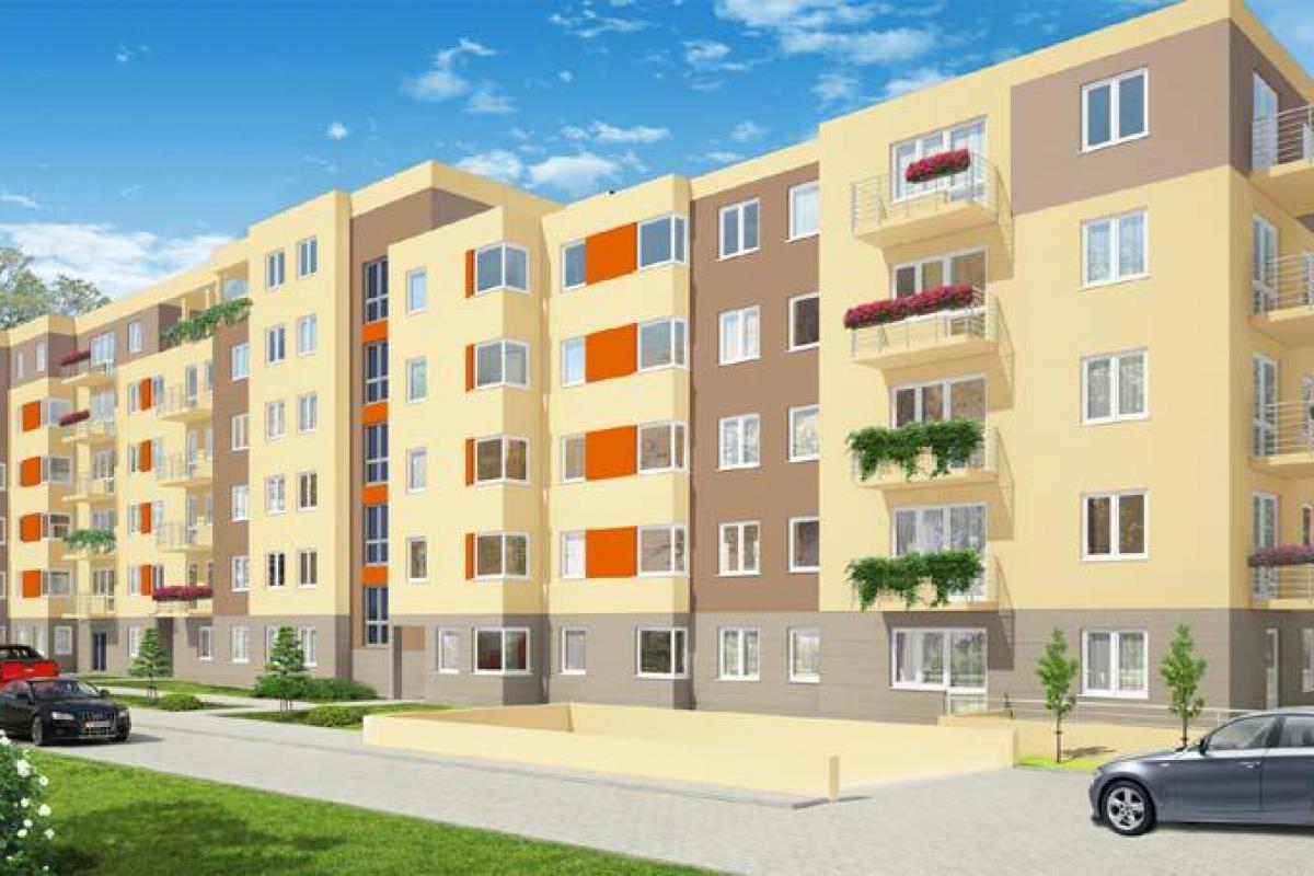 Osiedle Karpia - Poznań, ul. Karpia 17 - 17A, Gant Development S.A. - zdjęcie 4