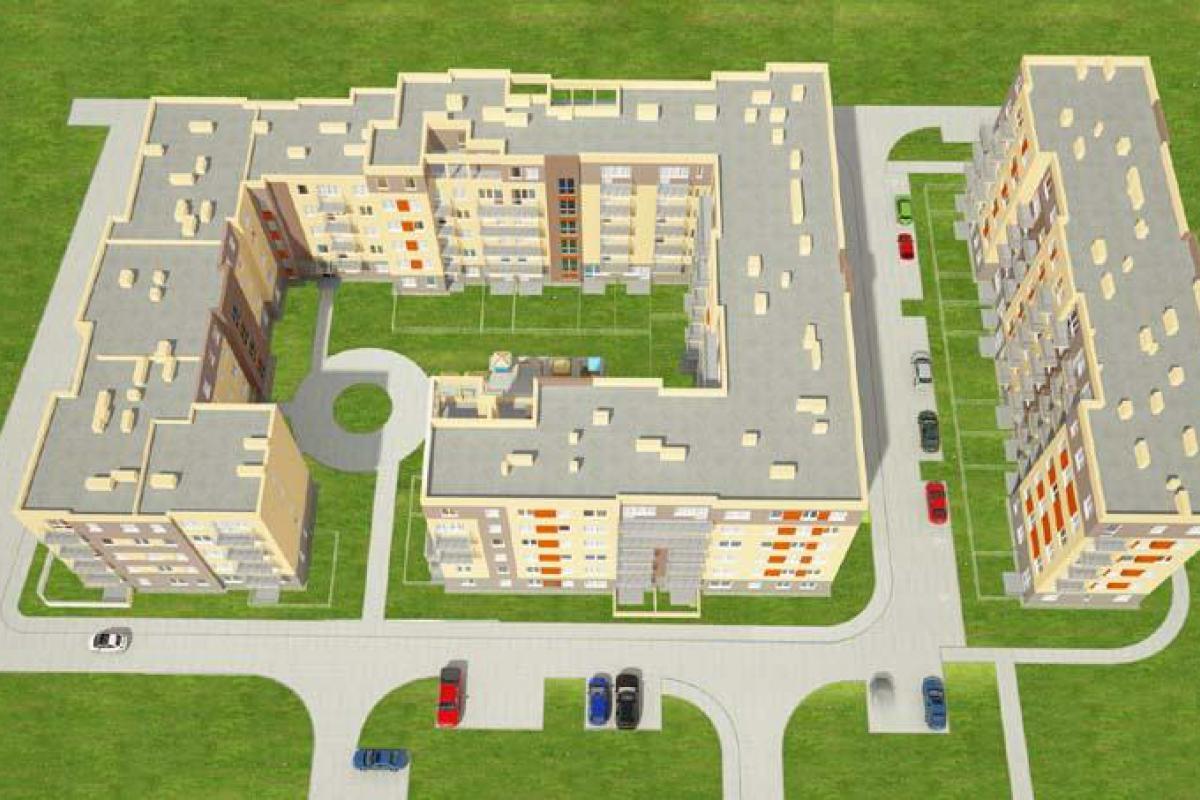 Osiedle Karpia - Poznań, ul. Karpia 17 - 17A, Gant Development S.A. - zdjęcie 2