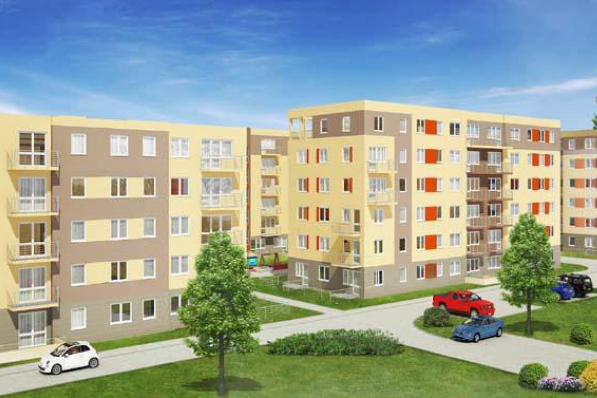 Osiedle Karpia - Poznań, ul. Karpia 17 - 17A, Gant Development S.A. - zdjęcie 3