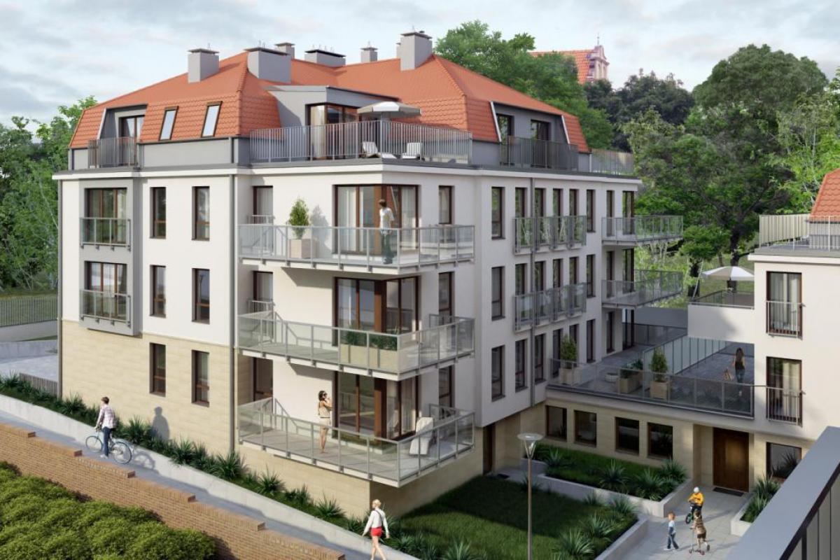 Adalberto - Poznań, Stare Miasto - Osiedle, ul. Podgórze, Konimpex-Invest Sp. z o.o. - zdjęcie 11