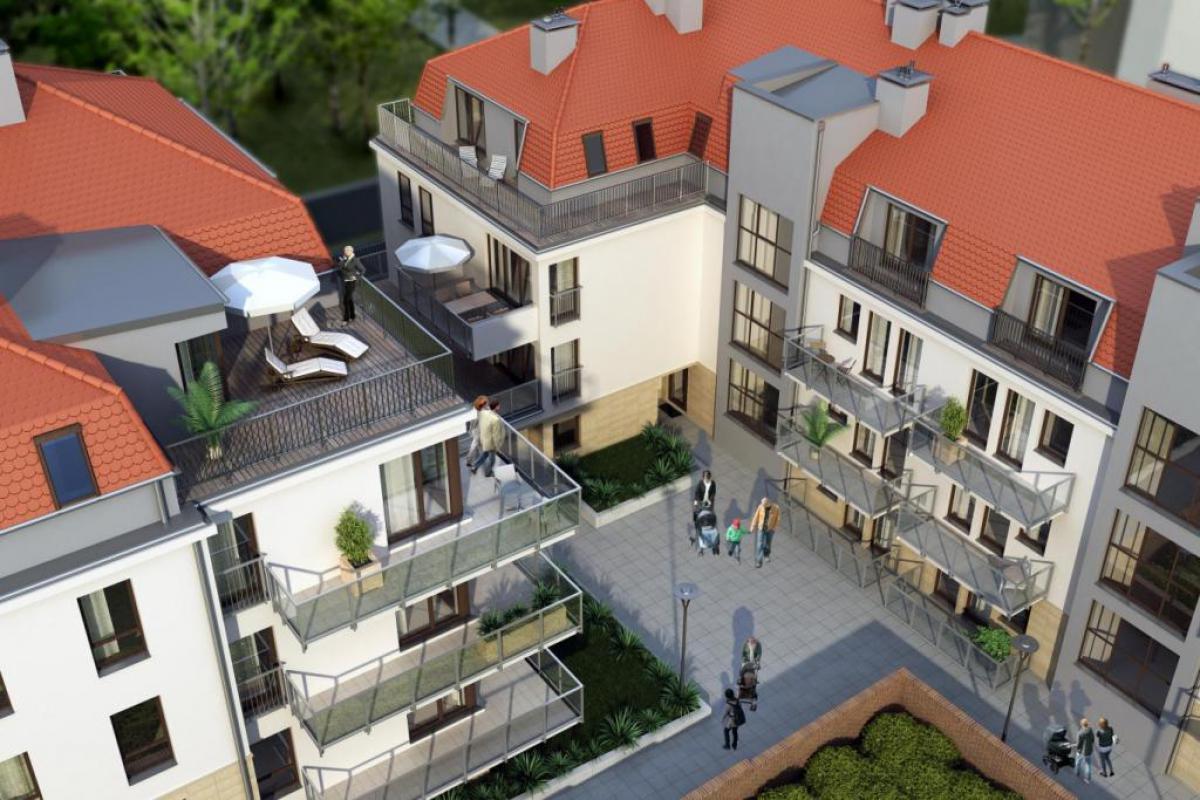 Adalberto - Poznań, Stare Miasto - Osiedle, ul. Podgórze, Konimpex-Invest Sp. z o.o. - zdjęcie 6