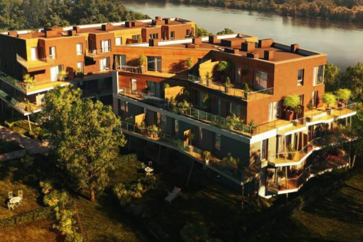 Atal Marina Apartamenty - inwestycja wyprzedana - Warszawa, ul. Krzyżówki 28, Atal S.A. - zdjęcie 3