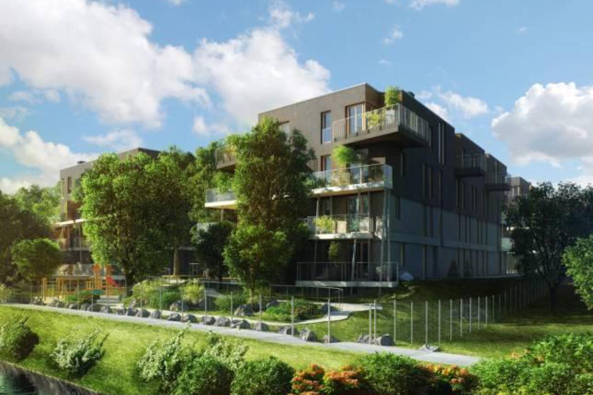 Atal Marina Apartamenty - inwestycja wyprzedana - Warszawa, ul. Krzyżówki 28, Atal S.A. - zdjęcie 1
