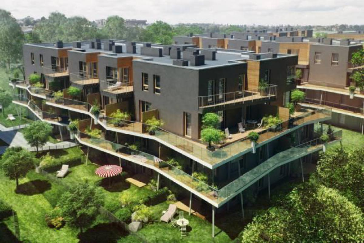 Atal Marina Apartamenty - inwestycja wyprzedana - Warszawa, ul. Krzyżówki 28, Atal S.A. - zdjęcie 4