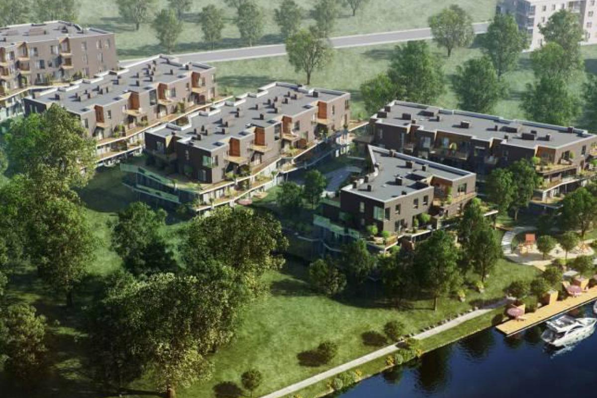 Atal Marina Apartamenty - inwestycja wyprzedana - Warszawa, ul. Krzyżówki 28, Atal S.A. - zdjęcie 5