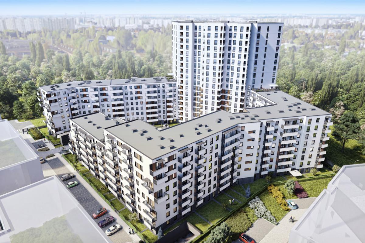 Osiedle Na Woli - Warszawa, Odolany, ul. Sowińskigo 51, LC Corp S.A. - zdjęcie 2