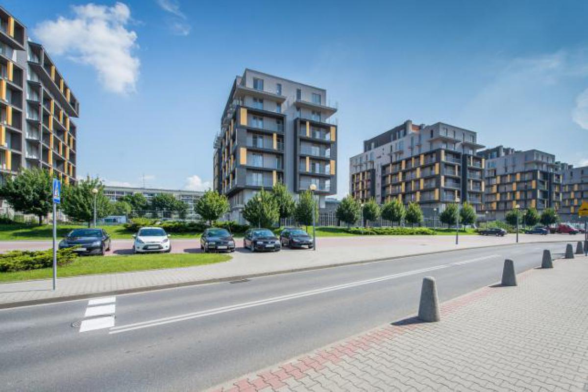 City Towers Czyżyny - Kraków, ul. Marii Dąbrowskiej, Atal S.A. - zdjęcie 3