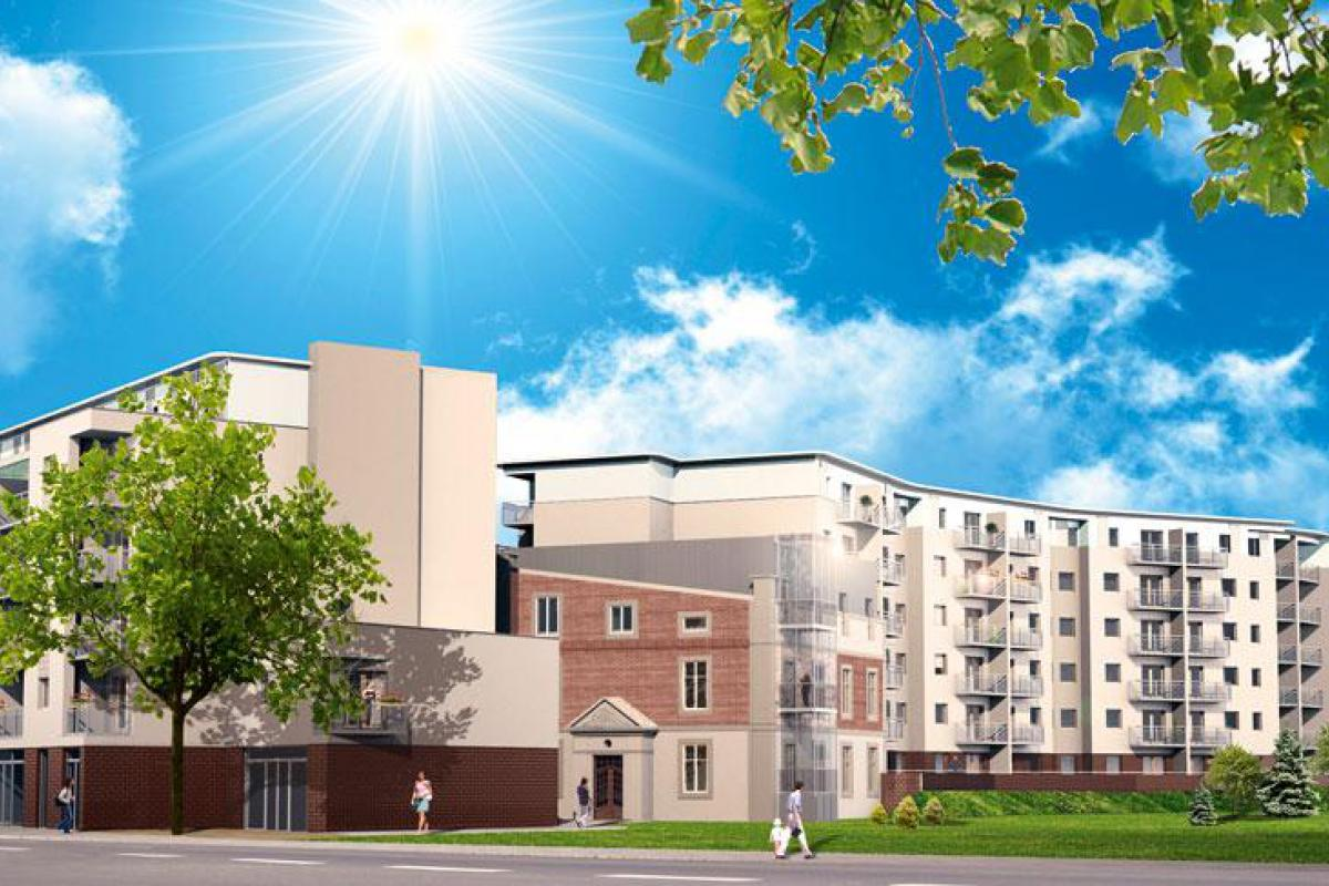 Fabryka Czekolady - Kraków, Krowodrza, ul. Łokietka 8B, Grupa GEO - zdjęcie 1