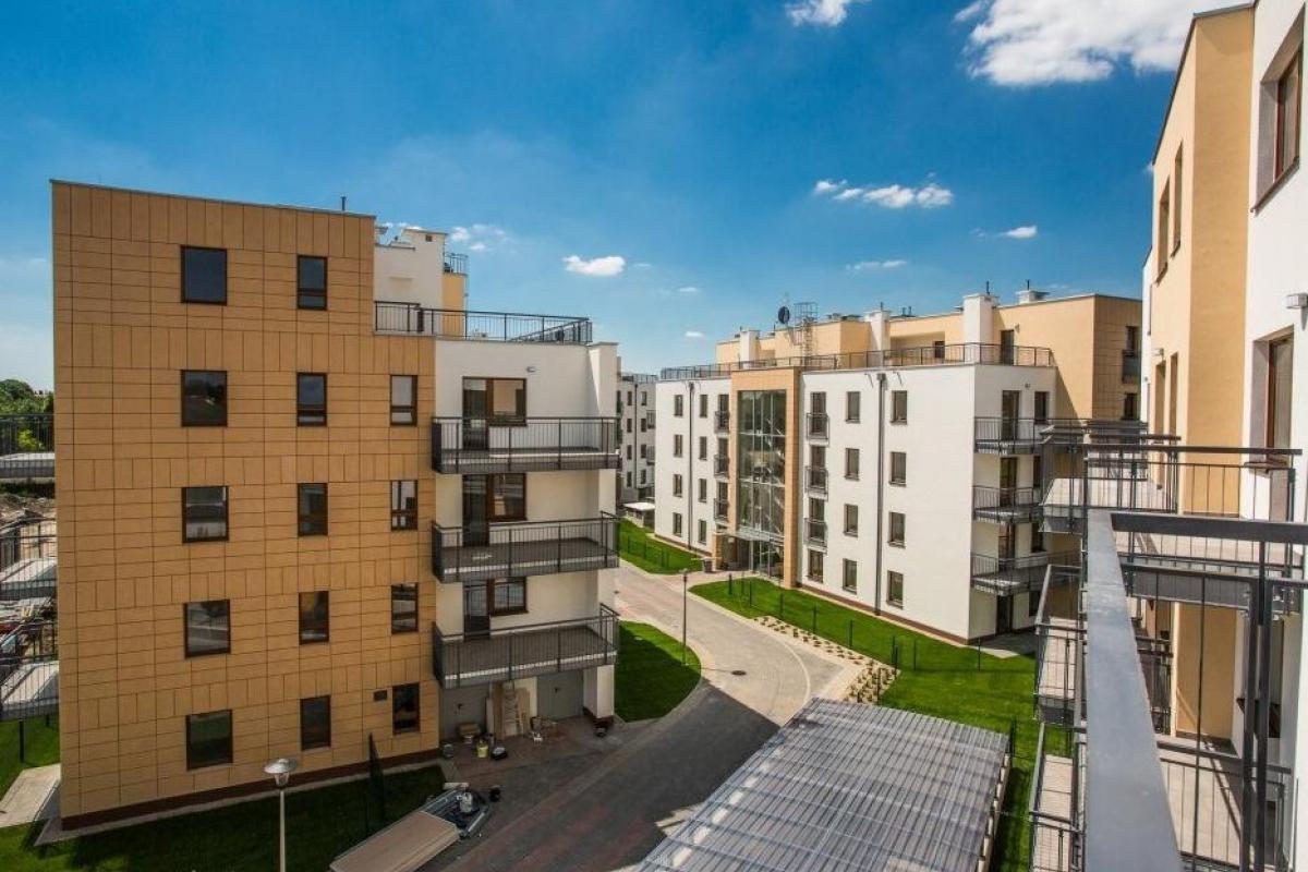 Osiedle Impressio II - Wrocław, Grabiszyn, ul. Rymarska, Ronson Development - zdjęcie 1