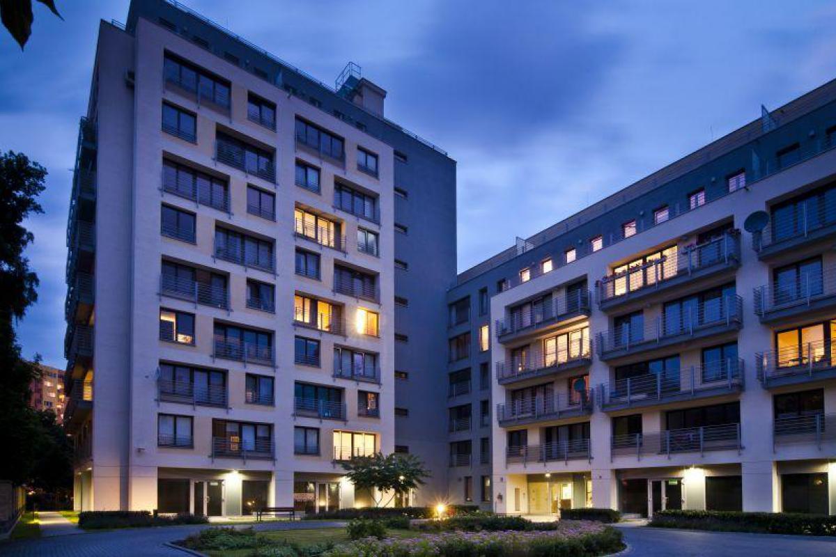 Rezydencja Kaliska - Warszawa, Stara Ochota, ul. Kaliska, LC Corp S.A. - zdjęcie 3