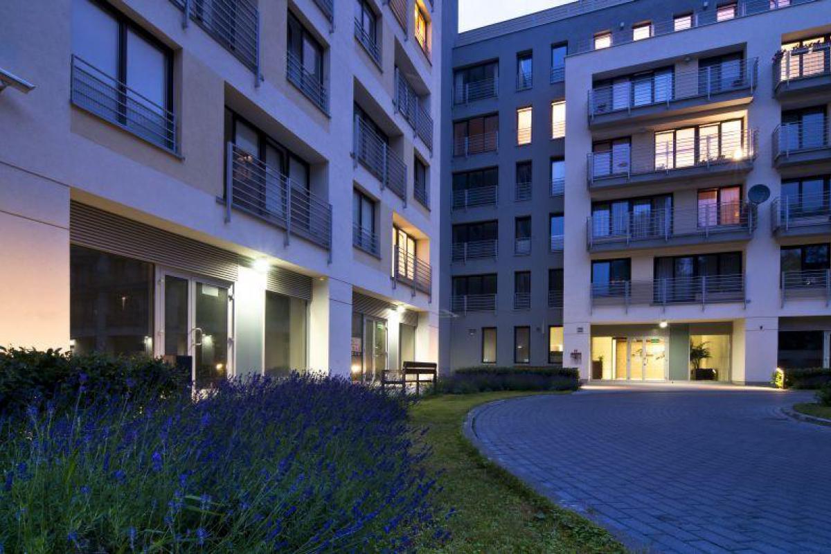 Rezydencja Kaliska - Warszawa, Stara Ochota, ul. Kaliska, LC Corp S.A. - zdjęcie 5