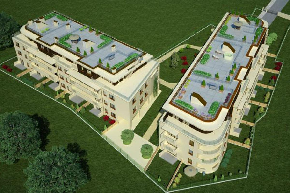 Apartamenty Kasztelańskie - Kraków, ul. Kasztelańska 26, KT Development Sp. z o.o. S.K. - zdjęcie 1