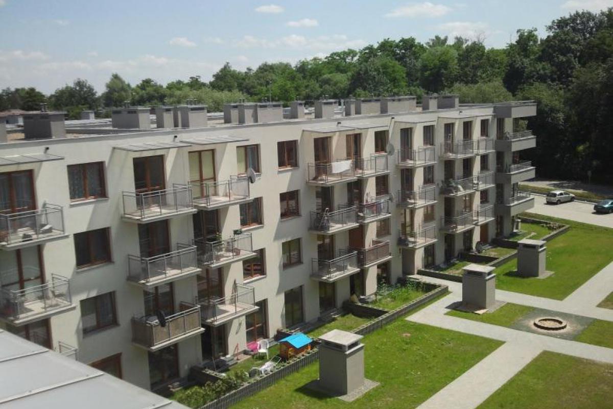 Borkowska VII Bud. D2, C - inwestycja wyprzedana - Kraków, ul. Borkowska, Wawel Service Sp. z o.o. SK - zdjęcie 1