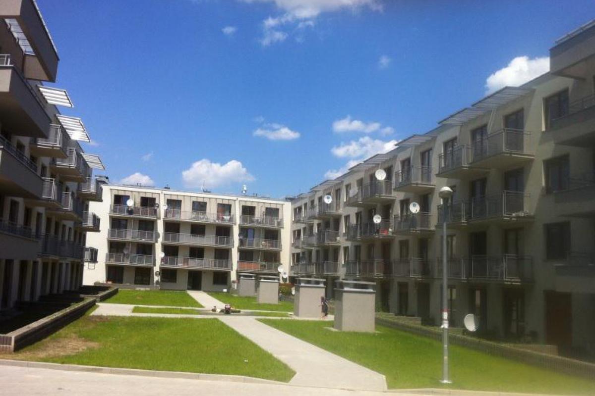 Borkowska VII Bud. D2, C - inwestycja wyprzedana - Kraków, ul. Borkowska, Wawel Service Sp. z o.o. SK - zdjęcie 2