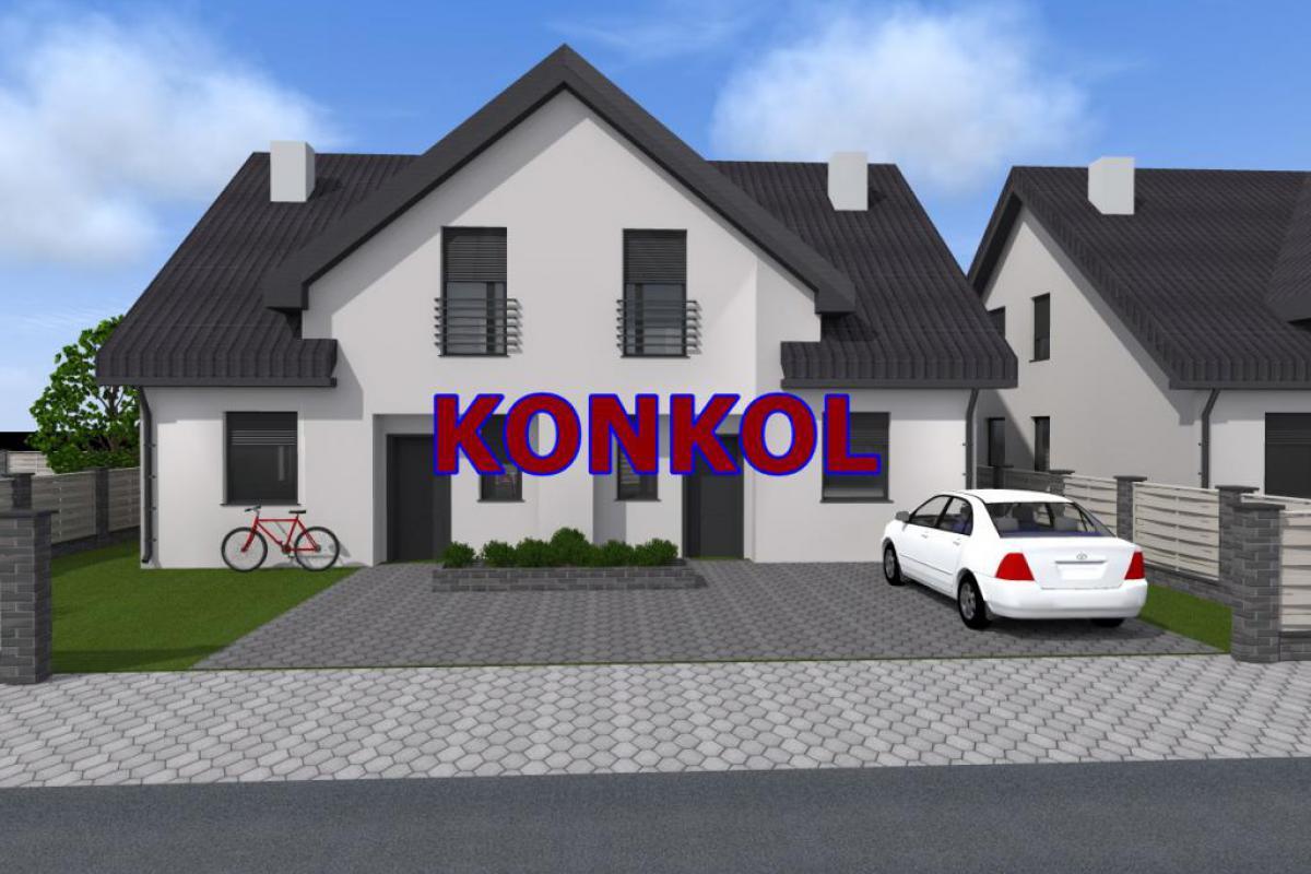 Domy w Rumianku - Rumianek, ul. Szkolna, KONKOL Development - zdjęcie 1