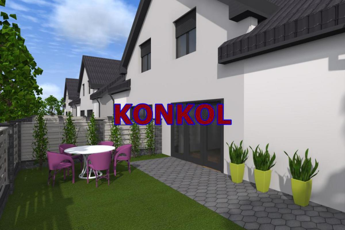 Domy w Rumianku - Rumianek, ul. Szkolna, KONKOL Development - zdjęcie 2