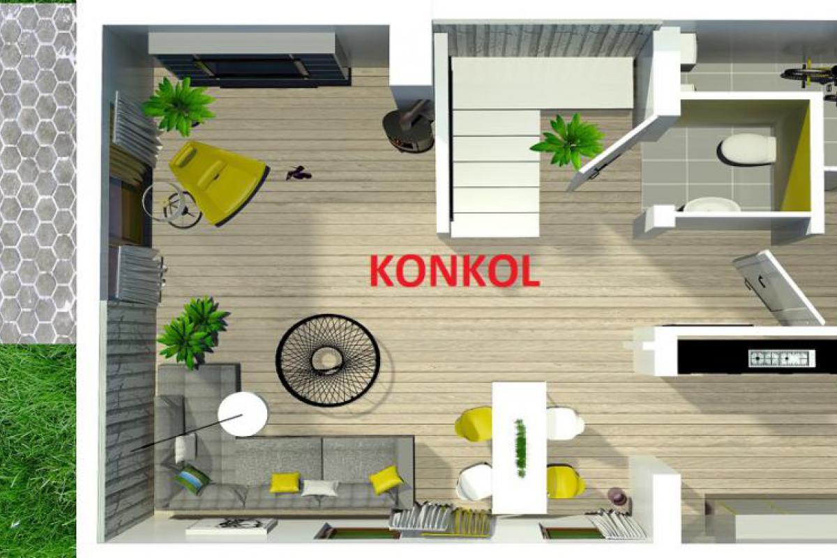 Domy w Rumianku - Rumianek, ul. Szkolna, KONKOL Development - zdjęcie 6