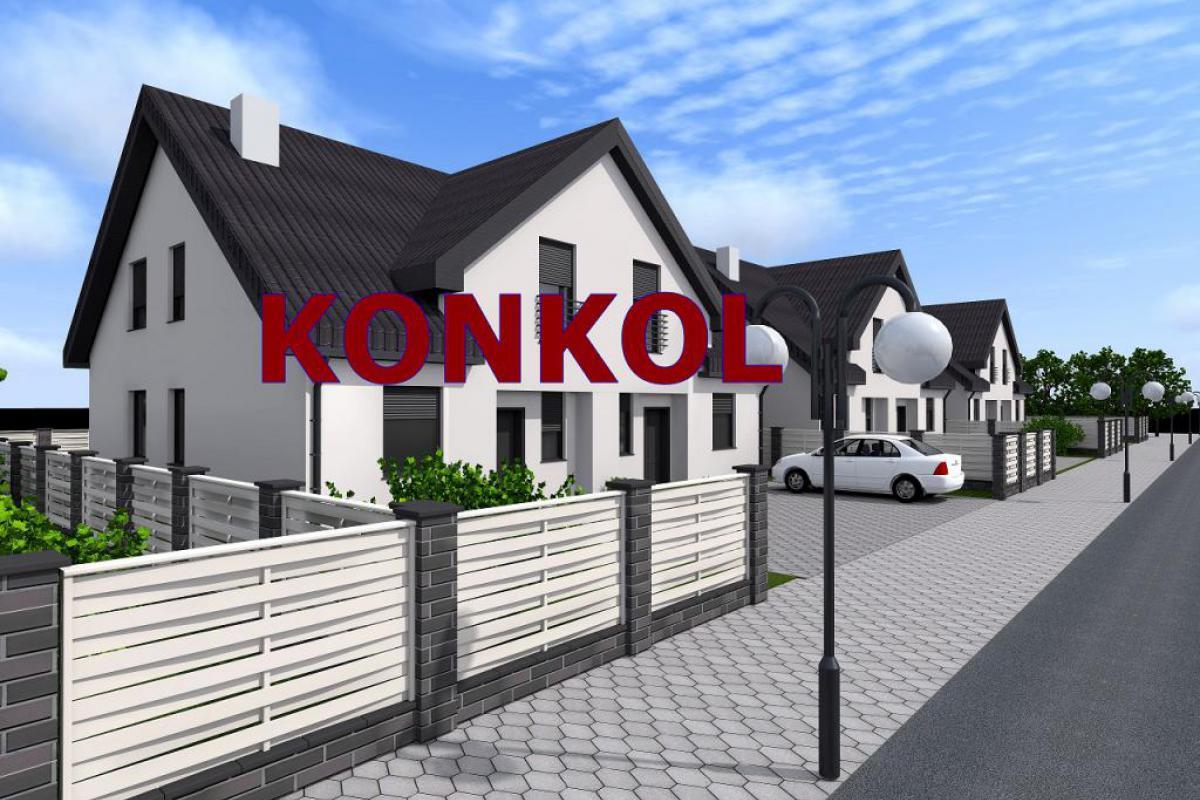 Domy w Rumianku - Rumianek, ul. Szkolna, KONKOL Development - zdjęcie 3