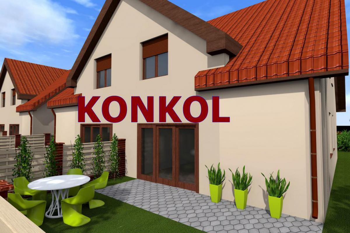 Domy w Rumianku - Rumianek, ul. Szkolna, KONKOL Development - zdjęcie 4
