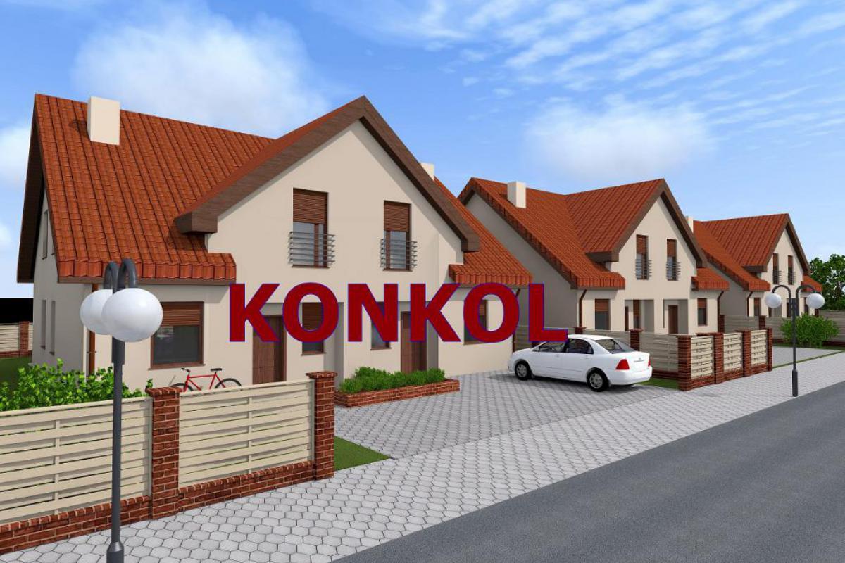 Domy w Rumianku - Rumianek, ul. Szkolna, KONKOL Development - zdjęcie 5