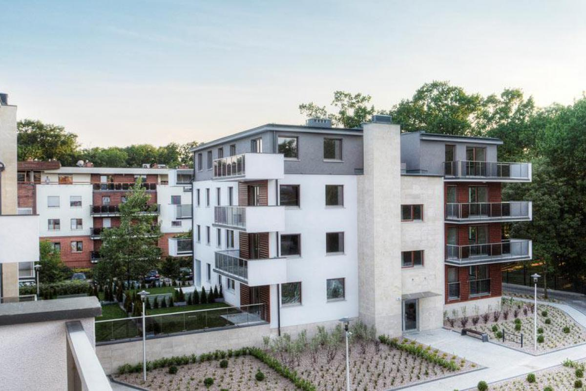 Rezydencja Dąbie SILVER - Wrocław, Dąbie, ul. A. Wiwulskiego 33-41, TEMAR Deweloper - zdjęcie 1