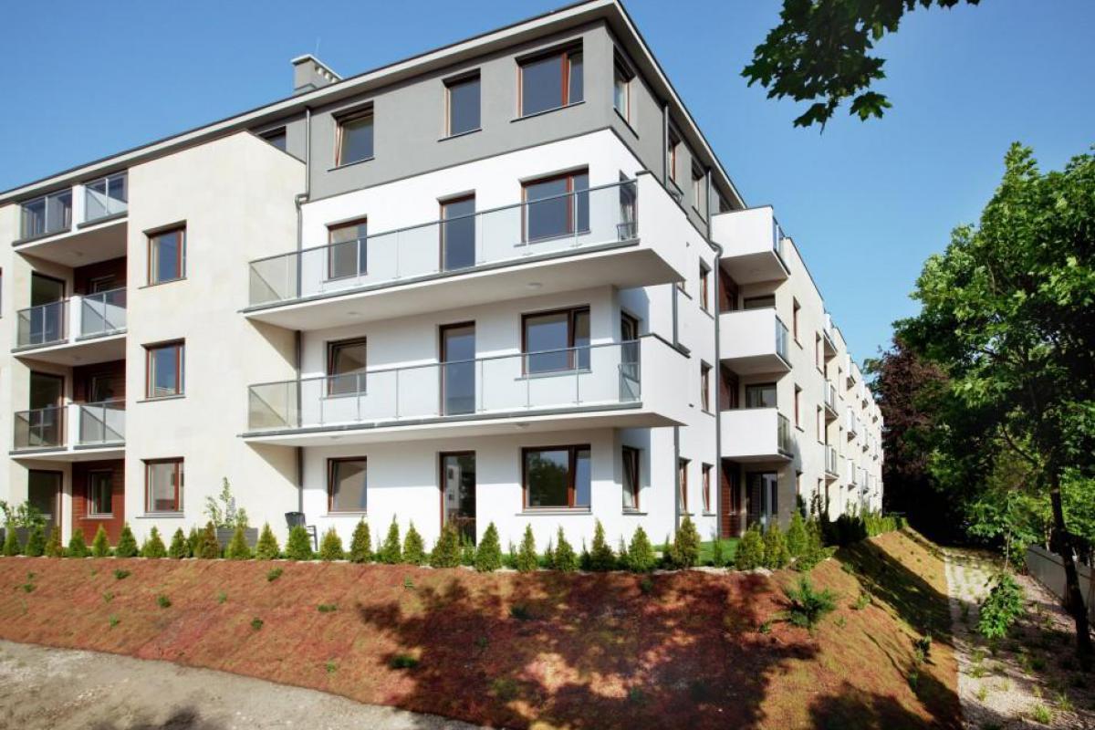 Rezydencja Dąbie SILVER - Wrocław, Dąbie, ul. A. Wiwulskiego 33-41, TEMAR Deweloper - zdjęcie 3