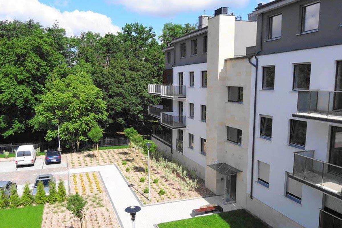 Rezydencja Dąbie SILVER - Wrocław, Dąbie, ul. A. Wiwulskiego 33-41, TEMAR Deweloper - zdjęcie 12