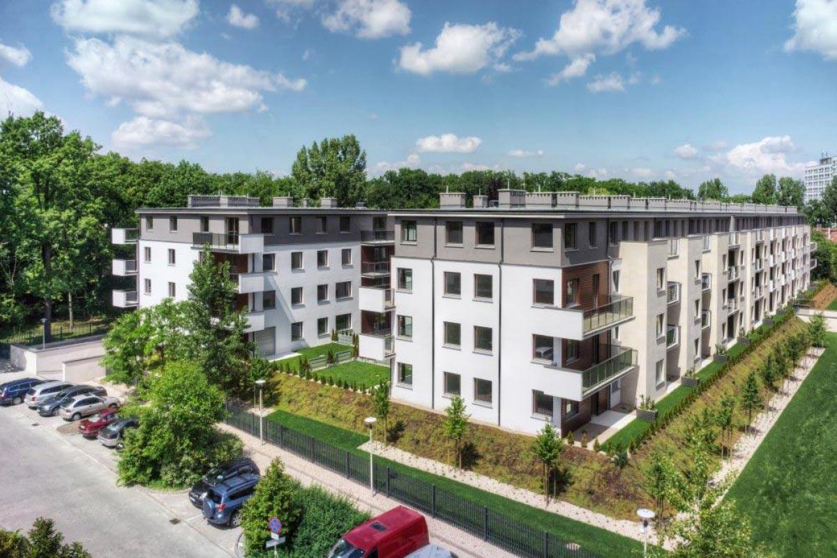 Rezydencja Dąbie SILVER - Wrocław, Dąbie, ul. A. Wiwulskiego 33-41, TEMAR Deweloper - zdjęcie 13