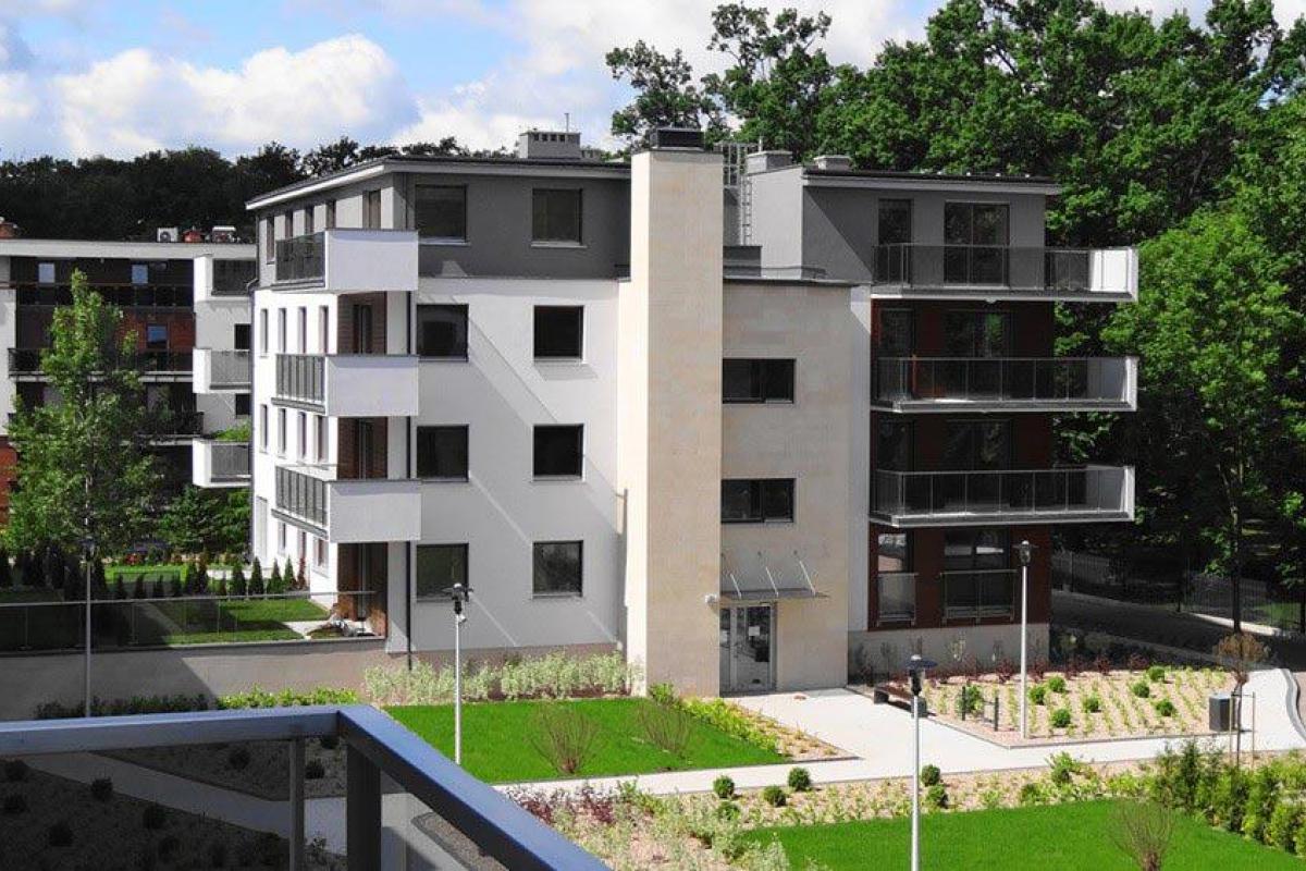 Rezydencja Dąbie SILVER - Wrocław, Dąbie, ul. A. Wiwulskiego 33-41, TEMAR Deweloper - zdjęcie 14