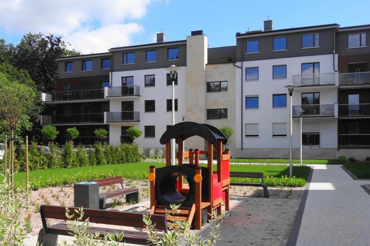 Rezydencja Dąbie SILVER - Wrocław, Dąbie, ul. A. Wiwulskiego 33-41, TEMAR Deweloper - zdjęcie 17