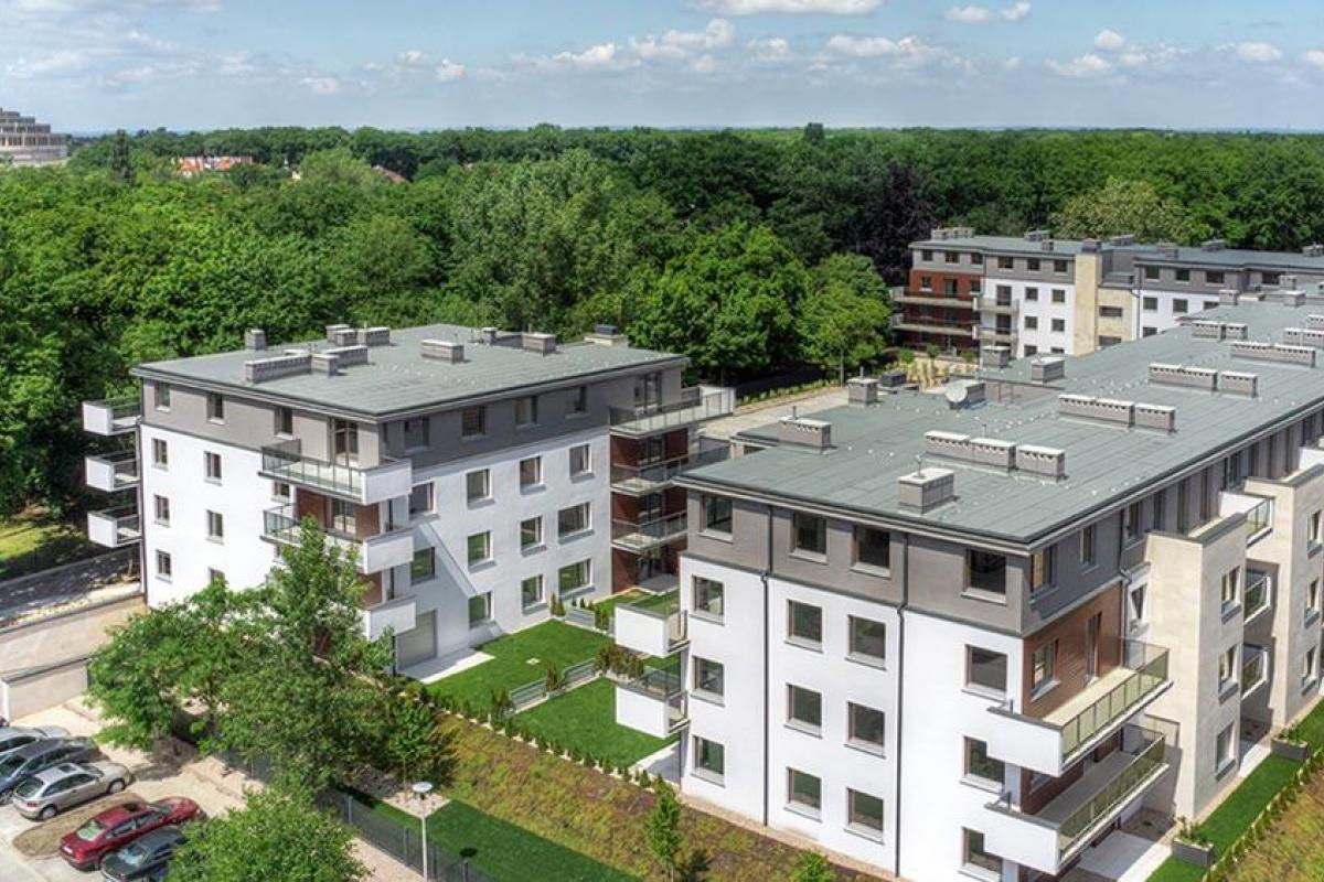 Rezydencja Dąbie SILVER - Wrocław, Dąbie, ul. A. Wiwulskiego 33-41, TEMAR Deweloper - zdjęcie 19