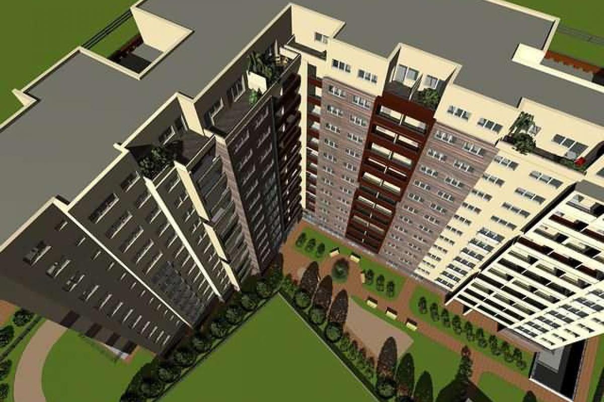 Apartamenty na Piątkowie - Poznań, Stare Miasto - Osiedle, ul. Kurpińskiego, Bauder Inwestments Sp. z o.o. - zdjęcie 2