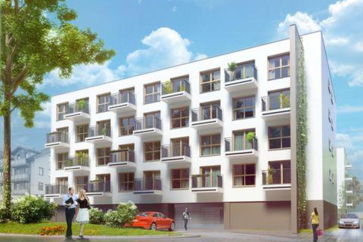 Osiedle Przy Kampusie - Kraków, ul. Jana Szwai 5, KKS Investment - zdjęcie 1