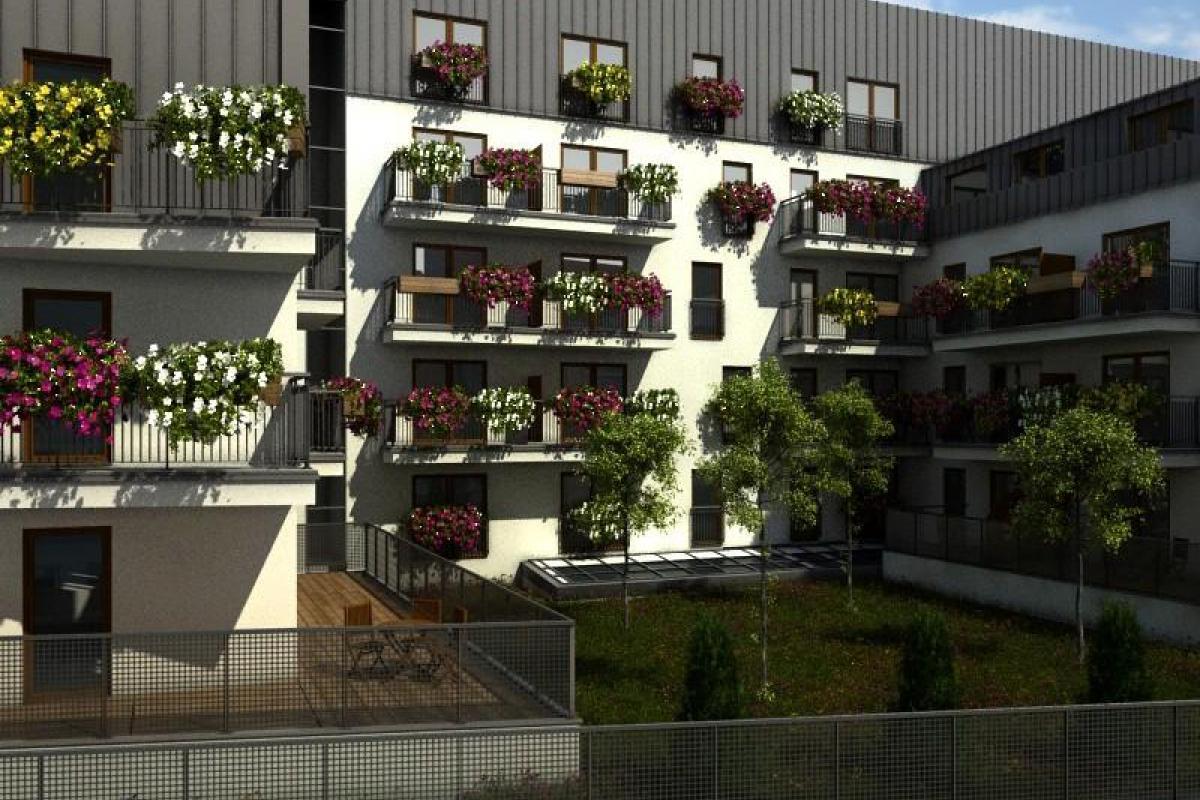 Casa Verona - Poznań, Stare Miasto - Osiedle, ul. Garbary 96, Verona Building Sp. z o.o. - zdjęcie 2