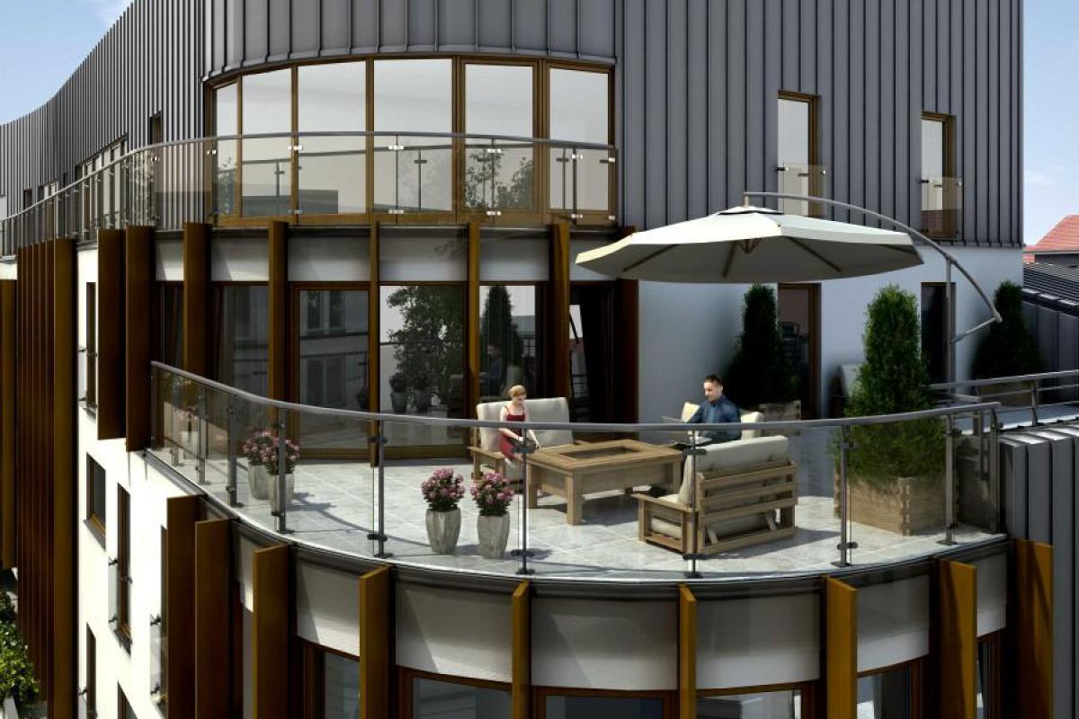 Casa Verona - Poznań, Stare Miasto - Osiedle, ul. Garbary 96, Verona Building Sp. z o.o. - zdjęcie 3