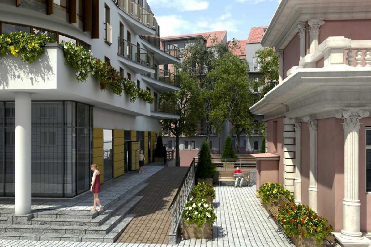 Casa Verona - Poznań, Stare Miasto - Osiedle, ul. Garbary 96, Verona Building Sp. z o.o. - zdjęcie 4