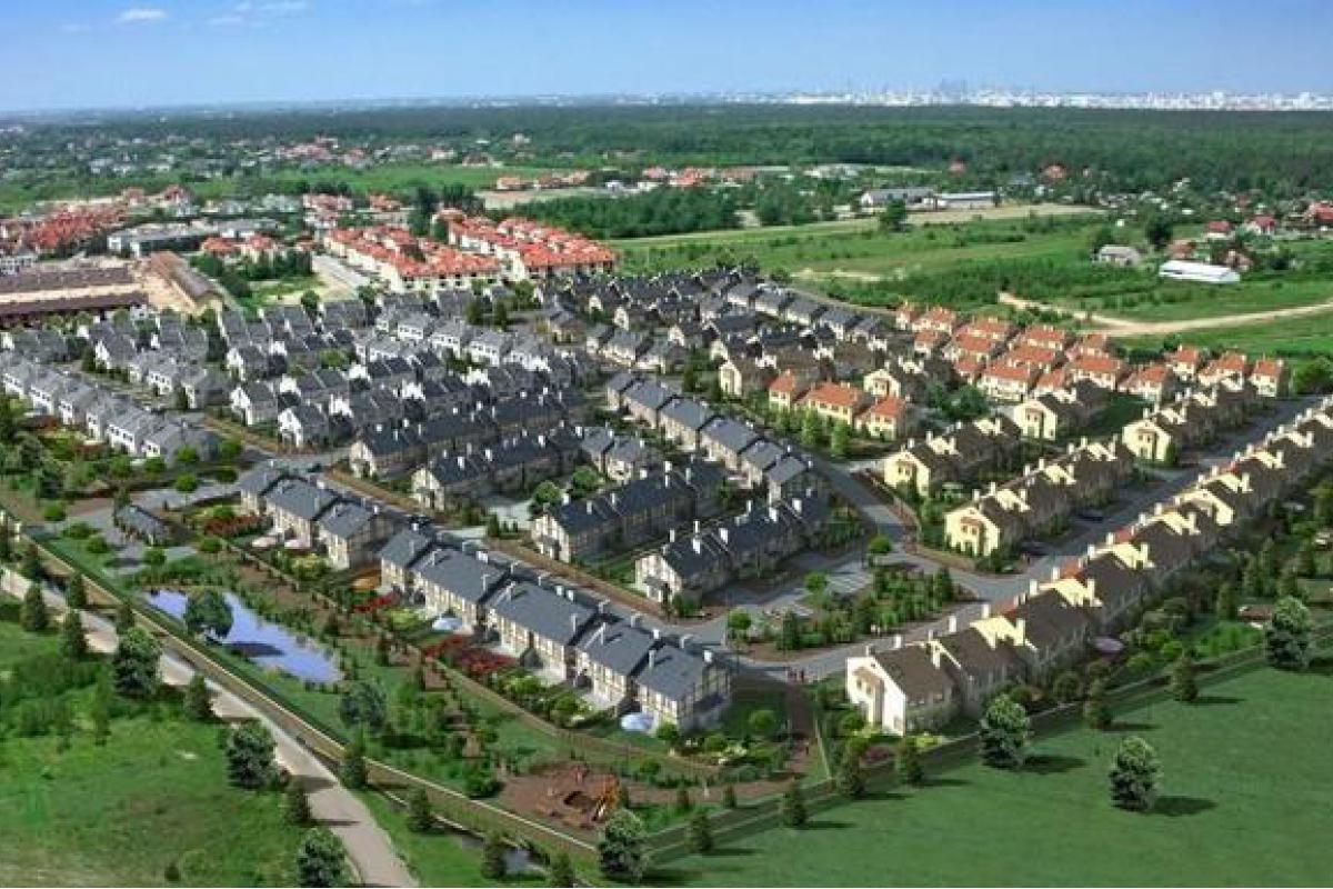 Le Village - Villa Provence - Józefosław, ul. Alzacji, Bouygues Immobilier Polska Sp. z o.o. - zdjęcie 1