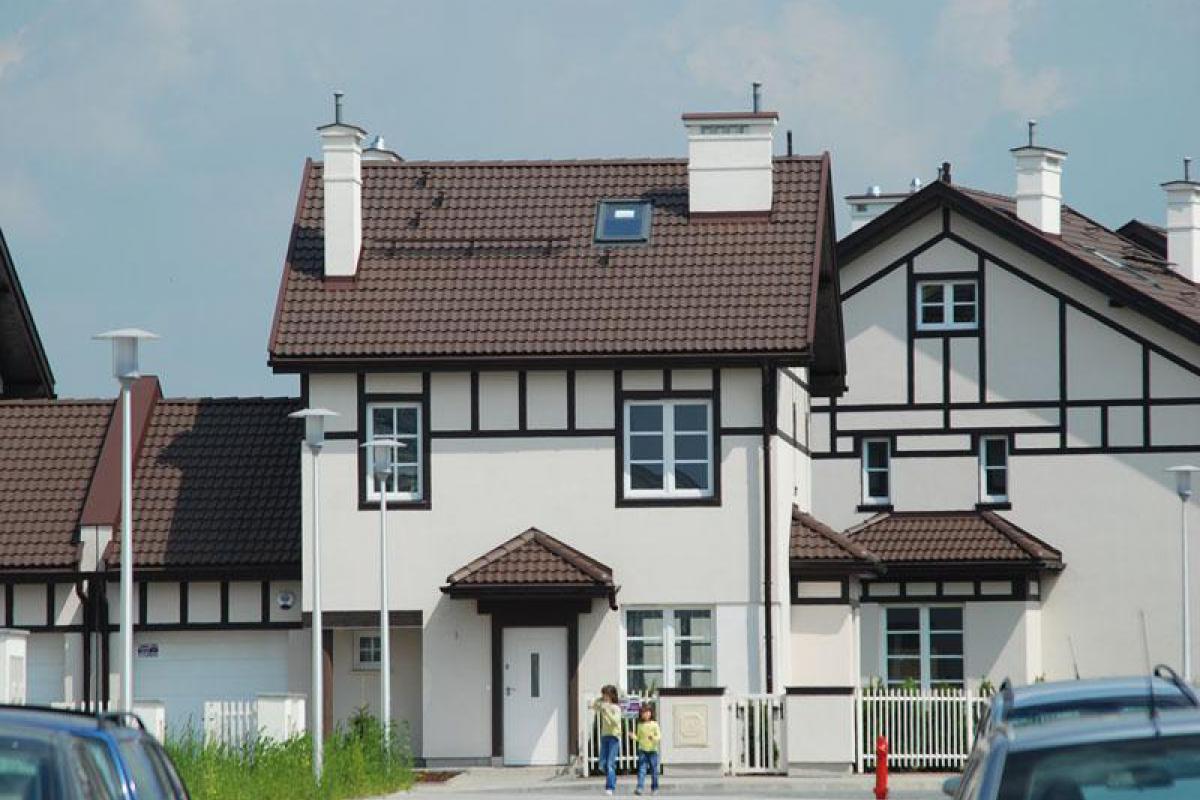 Le Village - Villa Provence - Józefosław, ul. Alzacji, Bouygues Immobilier Polska Sp. z o.o. - zdjęcie 3