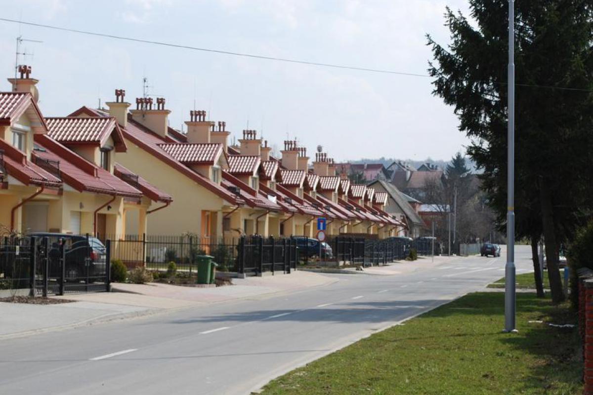 Rzeszów, ul. Storczykowa - Rzeszów, Święty Roch, ul. Storczykowa, EWPOL developer - zdjęcie 2